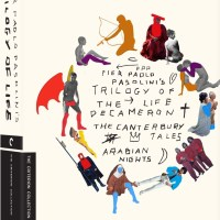 DVD Review: Trilogy of Life: The Decameron, The Canterbury Tales, Arabian Nights - The Criterion Collection