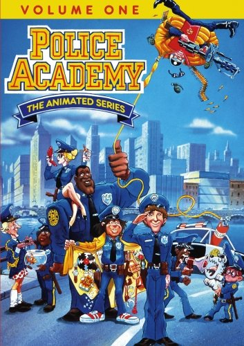 DVD Review: Police Academy - The Animated Series: Volume One
