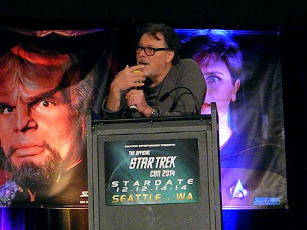 Seattle Star Trek Con 2014 Wrap Up - Favorite Moments