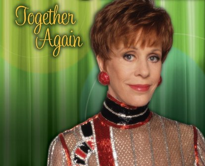 Giveaway: Carol Burnett Show - Together Again DVD – Enter by March 13, 2015