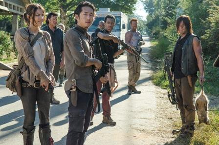 "TV Review: The Walking Dead Season Five Episode 12 ""Remember"""