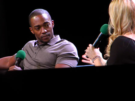 Emerald City Comicon 2015 Recap Part Four: Anthony Mackie