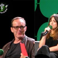 Emerald City Comicon 2015 Recap Part Three: Clark Gregg and Chloe Bennet