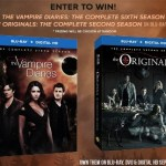 Vampire Diaries Originals giveaway
