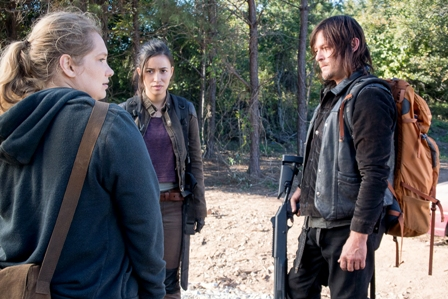 "TV Review: The Walking Dead Season Six Episode 14 ""Twice as Far"""