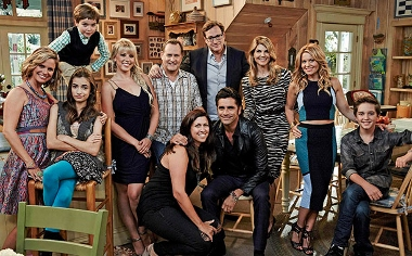 Whatever Happened To Predictability:  Fuller House - Unpredictably Not Just Another Reboot