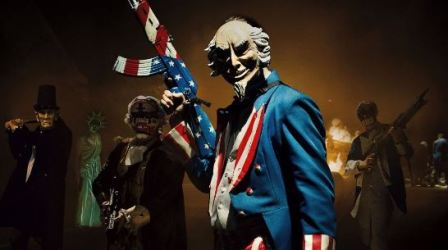 Movie Review: The Purge: Election Year