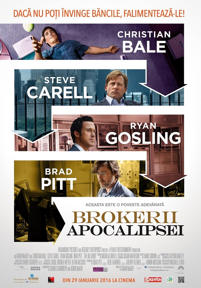 Brokerii apocalipsei POSTER