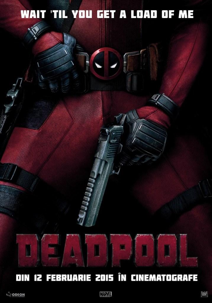 Deadpool POSTER ROMANIA