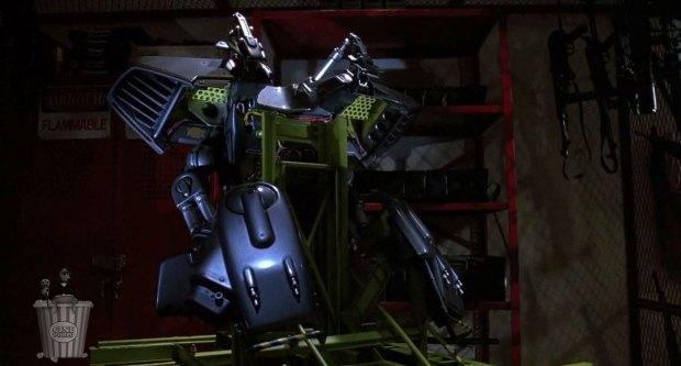 Que no se te olvide comprar este accesorio para tu RoboCop.