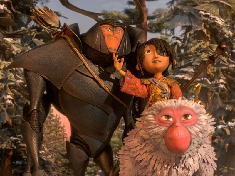 Kubo e as Cordas Mágicas (Kubo and the Two Strings)