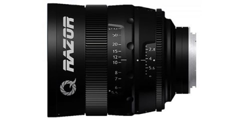 UniQoptics Razor 7D Series Cine Lens