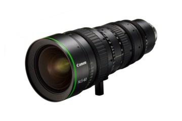 Canon FK14.5-60 4K PL Lens