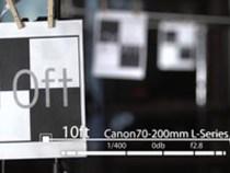 FS100, 5D MKII, & AF100 Depth of Field Comparison: