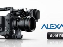 ARRI Alexa Now Has in Camera Support for Avid DNxHD Codec: