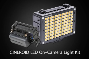 Cineroid LED Light