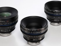 Carl Zeiss 35mm, 50mm & 85mm T1.5 Super Speed lenses: