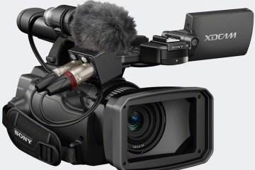 Sony pmw100