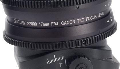 Century S2000 Lens