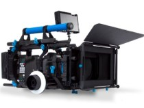 Redrock Micro New ultraCage and ultraBase for DSLR Cameras: