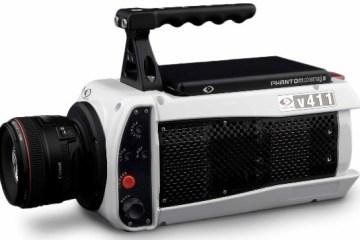 Phanton v411 Camera