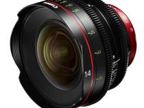 NEW Canon EF 14mm T3.1 and 135mm T2.2 Cinema Prime Lenses: