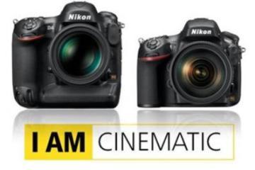Nikon D4 D800 BBC Approved