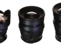 Exclusive First Look at Samyang Uncoated Lens Set: