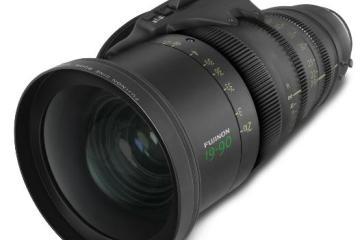 Fujinon PL 19-90 Cabrio lens