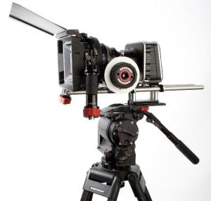 OConnor Blackmagic Camera