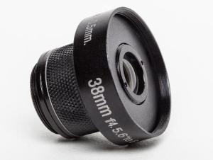 38mm Super 16mm Digital Bolex Lens