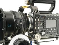 The Sony F5 and F55 CustomCage From Chrosziel:
