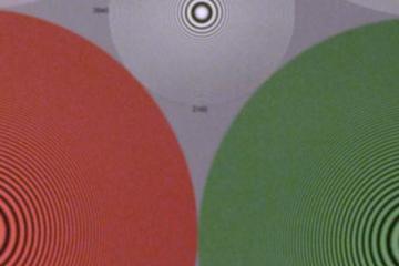 EBU Test RED EPIC Camera