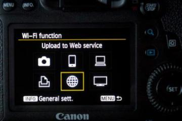 Canon Wi-Fi Security Issue