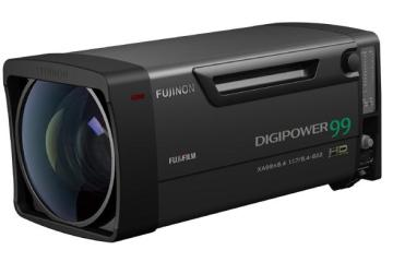 Fujinon XA99x8.4 ultra-wide field production lens