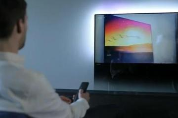 Philips DesignLine TV Screen