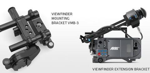 ARRI Alexa VIEWFINDER MOUNTING BRACKET VMB-3 (upgrade)