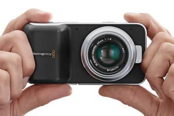 Blackmagic Pocket Cinema Camera NAB