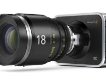 Blackmagic Design Announce Blackmagic Production Camera 4K: