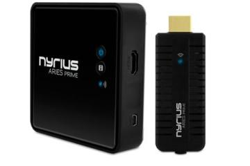 Nyrius ARIES Prime Wireless HD Transmitter Receiver
