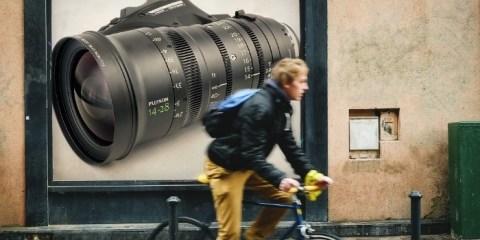Fujifilm 14-28 PL