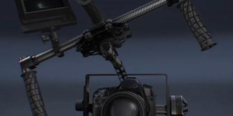 BeSteady Brushless Gimbal Camera Rig