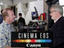 Tim Smith From Canon at Cine Gear 2013: