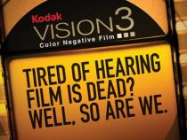 Tired Of Hearing Film Is Dead? Kodak Sure Is: