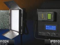 ikan IFD1024 & IFB1024 LED Light Panels:
