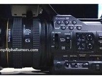 Sony FDR-AX1 2K 4K Camcorder:
