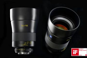 ZEISS 1.4 55mm DSLR Lens
