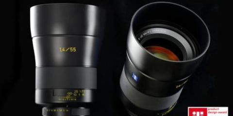 ZEISS 1.4 55mm DSLR Lens