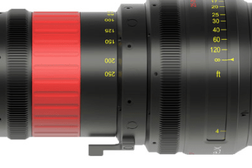 Optimo DP 25-250 Close Up