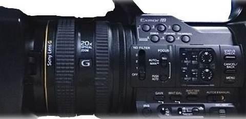 Sony PXW-Z100 4K Camera